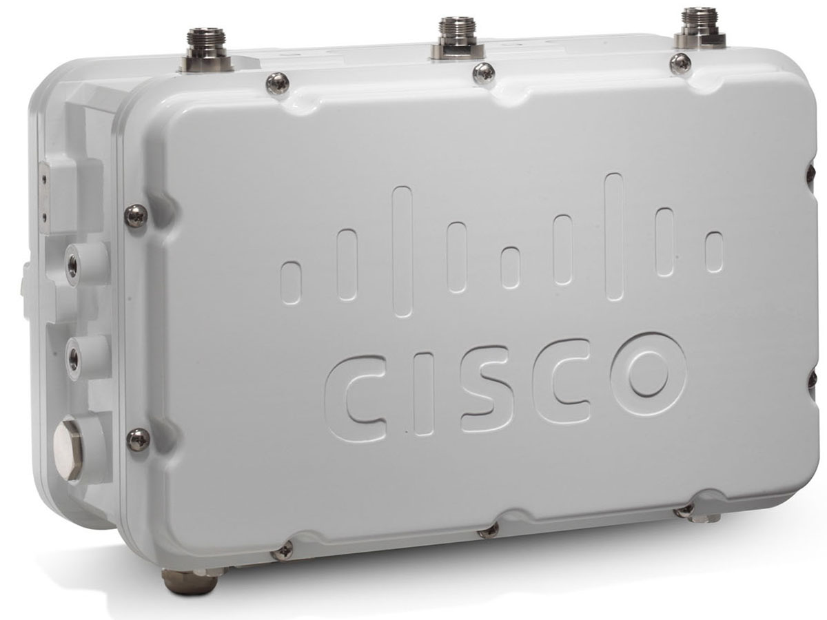 WiFi точки доступа Cisco Aironet 1500 Series (уличные)