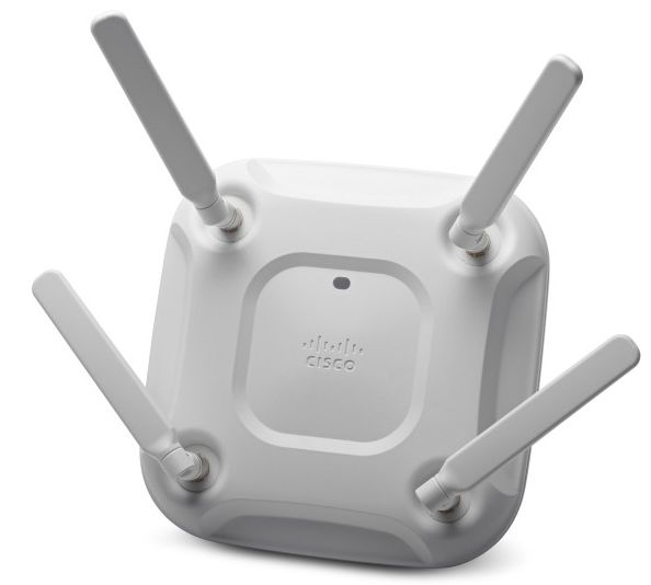 WiFi точки доступа Cisco Aironet 3700 Series