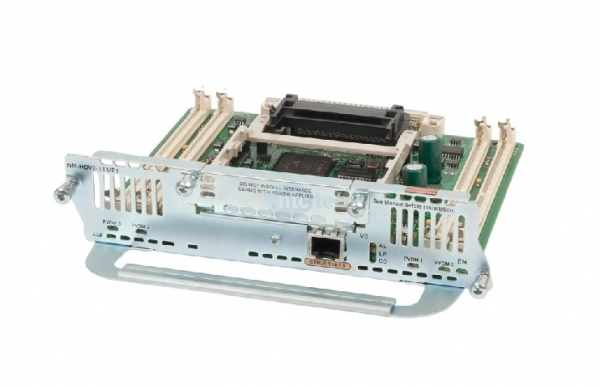 Cisco NM-HDV2-1T1/E1=