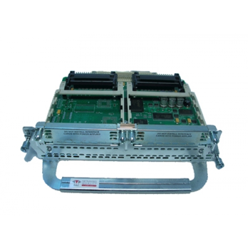 Cisco NM-HD-2V