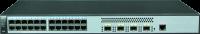 Коммутатор Huawei S5720S-28X-LI-AC (24 Ethernet 10/100/1000 ports, 4x10 Gig SFP+, AC power support)
