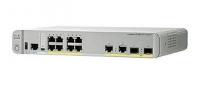 Коммутатор Cisco Catalyst WS-C3560CX-8PC-S (8 портов, PoE)