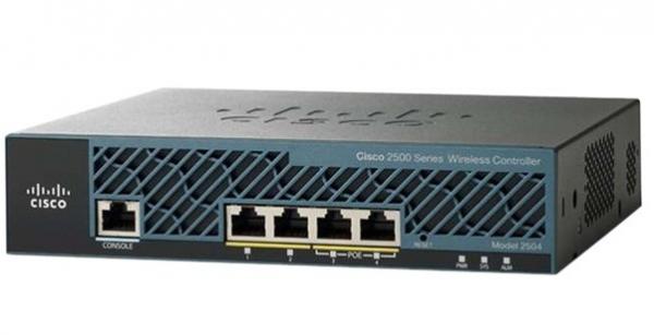 Wi-Fi контроллер Cisco AIR-CT2504-5-K9