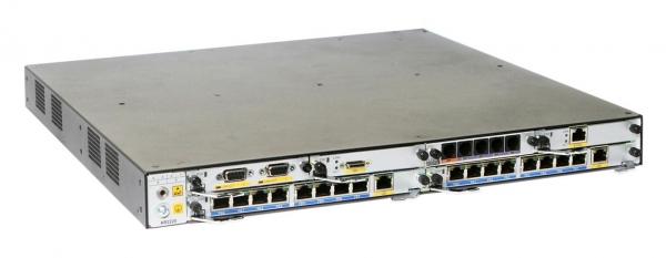 Маршрутизатор Huawei AR2220,3GE WAN(1GE Combo),2 USB,4 SIC,2 WSIC,1 DSP Slot,150W DC Power (AR0M0022BD00)