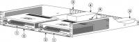 Крепление Cisco ASA5505-RACK-MNT