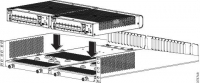 Крепление Cisco ASA5506-RACK-MNT