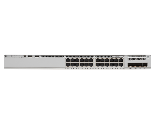 Коммутатор Cisco C9200L-24T-4X-RE