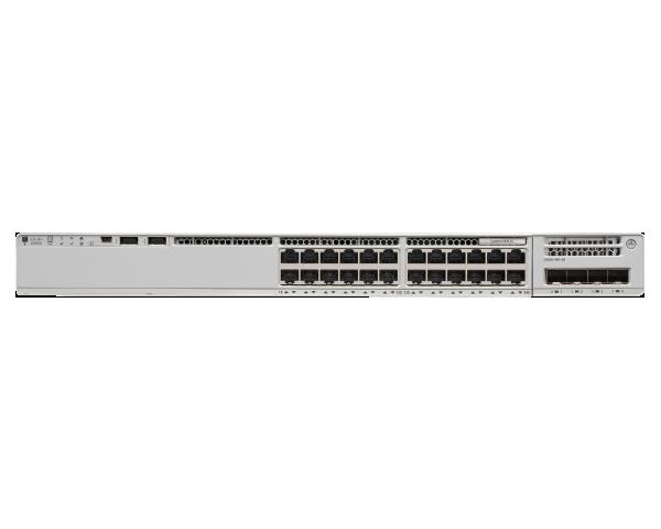 Коммутатор Cisco C9200L-24T-4G-RA