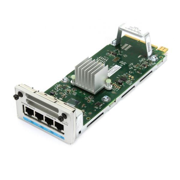 Модуль Cisco C9300-NM-4M