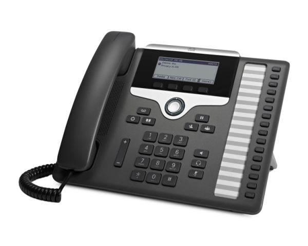 Телефон Cisco IP Phone CP-7861-K9
