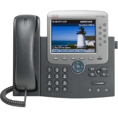 Телефон Cisco IP Phone CP-7975G