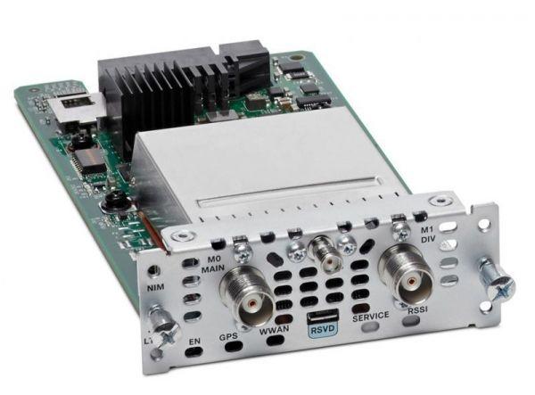 Модуль Cisco NIM-4G-LTE-GA