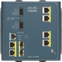 Коммутатор Cisco IE-3000-4TC-E