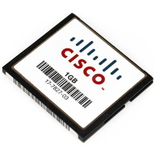Карта памяти Cisco MEM-CF-1GB (Compact Flash)