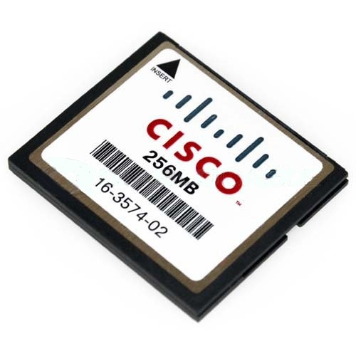 Карта памяти Cisco MEM-CF-256MB (Compact Flash)