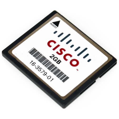 Карта памяти Cisco MEM-CF-2GB (Compact Flash)