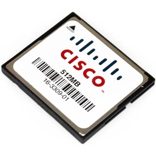Карта памяти Cisco MEM-7201-FLD256 (Compact Flash)