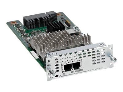 Модуль Cisco NIM-2BRI-NT/TE