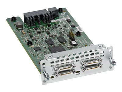Модуль Cisco NIM-4E/M