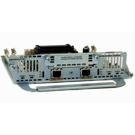 Cisco NM-HDV2-2T1/E1=