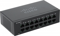 Коммутатор Cisco SF110D-16-EU