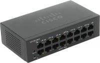 Коммутатор Cisco SF110D-16HP-EU