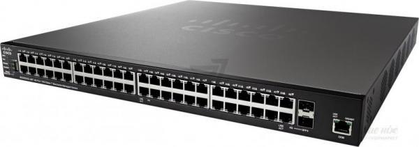 Коммутатор Cisco SG350XG-48T-K9-EU