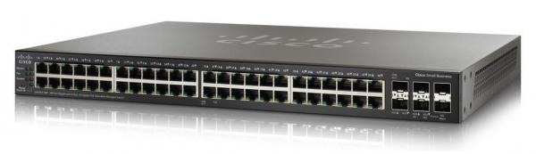 Коммутатор Cisco SB SG500X-48MP-K9-G5