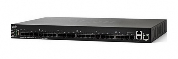 Коммутатор Cisco SG550XG-24F-K9-EU