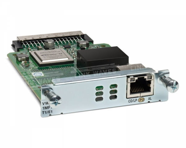 Модуль Cisco VWIC3-1MFT-T1/E1