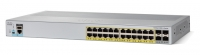 Коммутатор Cisco Catalyst WS-C2960L-24PS-LL (24 порта, с PoE)