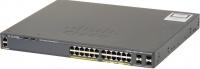 Коммутатор Cisco Catalyst WS-C2960X-24PS-L (24 порта, с PoE)
