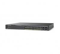 Коммутатор Cisco Catalyst WS-C2960X-24TS-LL (24 порта)