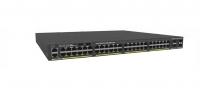 Коммутатор Cisco WS-C2960X-48FPS-L (48 портов)