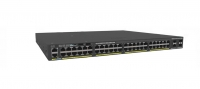 Коммутатор Cisco WS-C2960X-48FPS-L (48 портов)