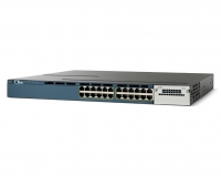 Коммутатор Cisco Catalyst WS-C3560X-24T-L (24 порта)