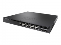 Коммутатор Cisco WS-C3650-24PWS-S (24 порта, с PoE)