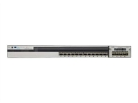 Коммутатор Cisco WS-C3750X-12S-E (12 портов)