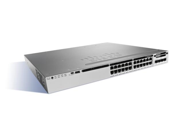 Коммутатор Cisco WS-C3850-24U-L