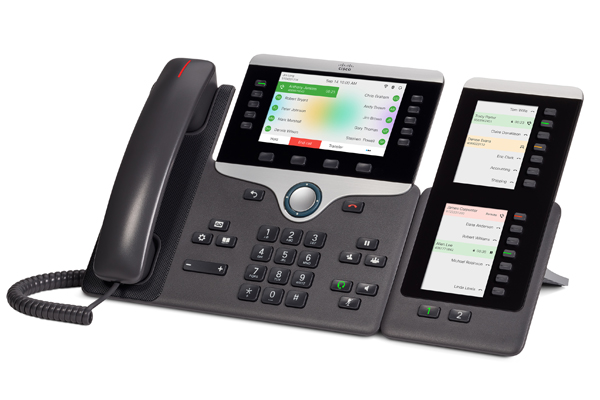 Модуль кнопочный Cisco CP-8800-A-KEM