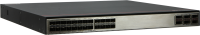 Коммутатор Huawei S6730-S24X6Q (24x10GE SFP+ ports, 6x40GE QSFP ports, without power module)