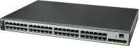 Коммутатор Huawei S5720S-52P-LI-AC (48 Ethernet 10/100/1000 ports,4 Gig SFP,AC power support)