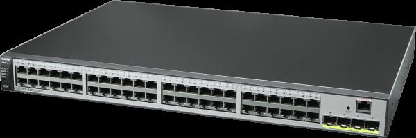 Коммутатор Huawei S5720S-52P-LI-AC (48 Ethernet 10/100/1000 ports,4 Gig SFP,AC power support)