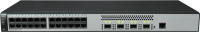 Коммутатор Huawei S5720S-28P-LI-AC (24 Ethernet 10/100/1000 ports,4 Gig SFP,AC power support)